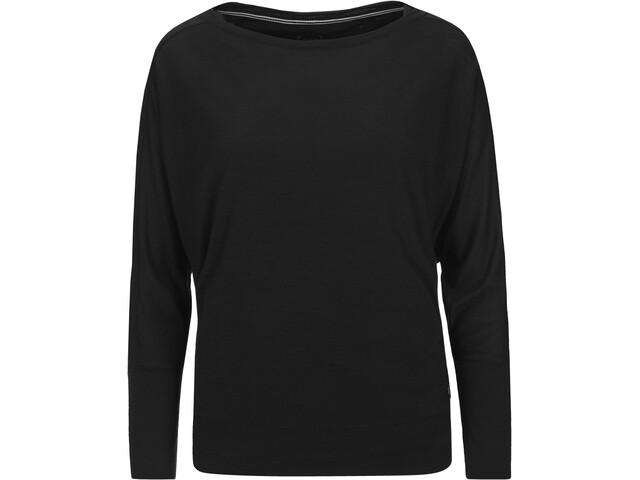 super.natural Kula Top Dam jet black